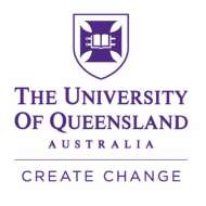 University of Queensland 昆士兰大学✅